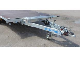 Låda 340x1100x120 Durkaluminium (Biltransport+HB)