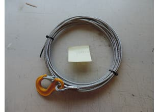 Vajer (reserv) 10m Ø5mm (AL-KO 501)