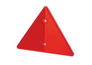 Reflex Triangel, röd