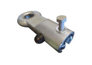 Dragögla 40mm, passar Ø50 rör M12-M12