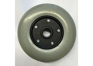 Hjul Popo 200x50-20mm glidlager
