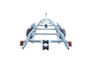 Båtvagn för Snipor 7,2-9m & 4000kg