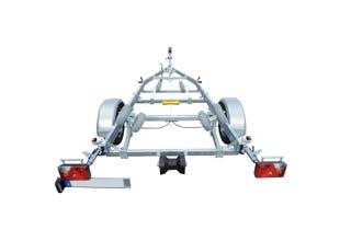 REG-1800EU båtar 5,1-6,8 meter & upp till 1430kg med v-skrov